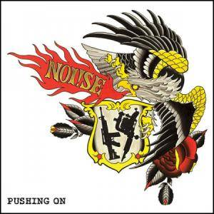 Noi!se: Pushing On - Cover