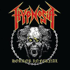 Hypnosia: Horror Infernal - Cover