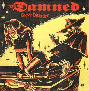 The Damned: Grave Disorder - Cover