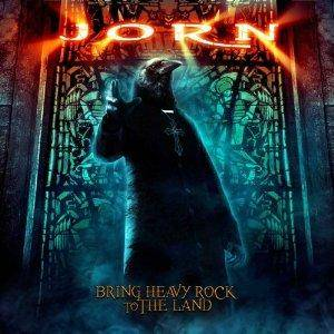 Cover - Jorn: Bring Heavy Rock To The Land