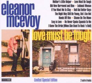 Cover - Eleanor McEvoy: Love Must Be Tough
