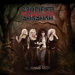 Cover - Crucified Barbara: Midnight Chase, The