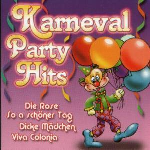Cover - Voices: Karneval Party Hits