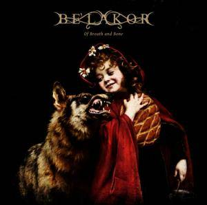 Be'Lakor: Of Breath And Bone - Cover