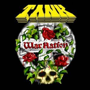 Tank: War Nation - Cover