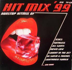 Hit Mix '99 - Cover