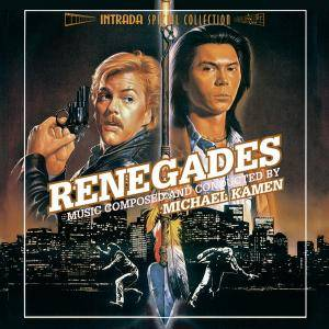 Cover - Michael Kamen: Renegades