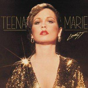 Cover - Teena Marie: Lady T