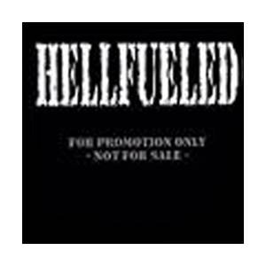 Hellfueled: For Promotion Only - Cover