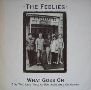 Cover - Feelies, The: What Goes On