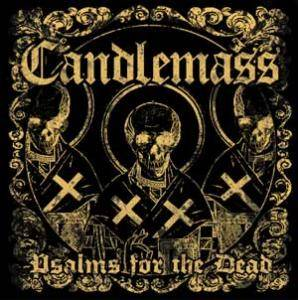 Candlemass: Psalms For The Dead - Cover