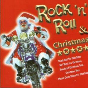 Rock'n'Roll & Christmas - Cover