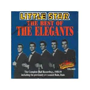 Cover - Elegants, The: Best Of The Elegants, The