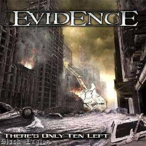 Evidence: There's Only Ten Left - Cover