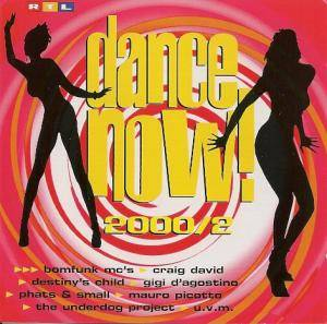 Cover - Negrocan: Dance Now! 2000/2