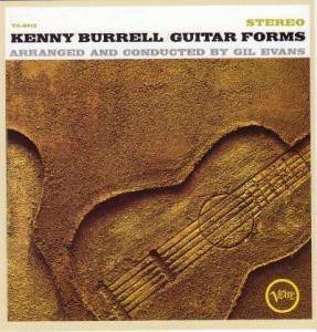 Kenny Burrell: Guitar Forms - Cover