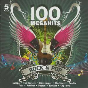 Cover - Dead Or Alive: 100 Megahits Rock & Pop