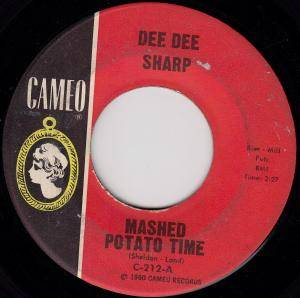 Cover - Dee Dee Sharp: Mashed Potato Time