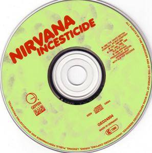 Nirvana: Incesticide (CD) - Bild 3