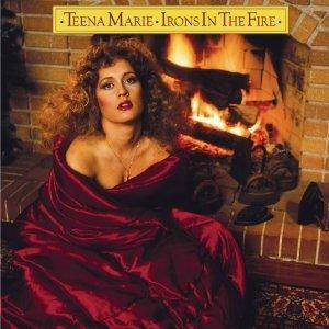 Cover - Teena Marie: Irons In The Fire