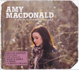 Amy Macdonald: Life In A Beautiful Light - Cover