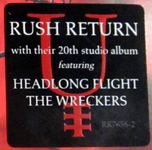 Rush: Clockwork Angels (CD) - Bild 2
