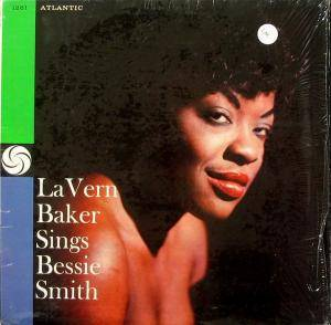 Cover - LaVern Baker: Lavern Baker Sings Bessie Smith