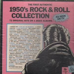1950's Rock&Roll Collection - Cover