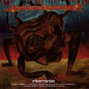Cover - Ascension: Abomination