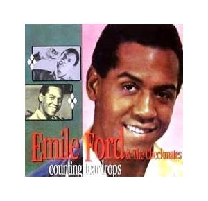 Cover - Emile Ford & The Checkmates: Counting Teardrops - The Pye/Piccadilly Anthology