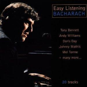 Easy Listening Bacharach - Cover