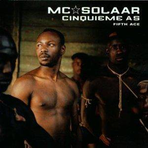 Cover - MC Solaar: Cinquieme As - Fifth Ace