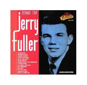 Cover - Jerry Fuller: Teenage Love - A Golden Classics Edition