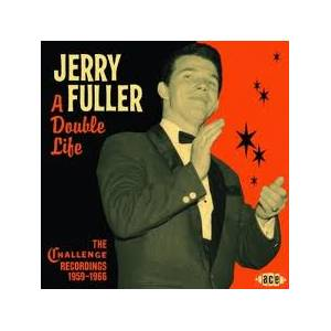Cover - Jerry Fuller: Double Life, A