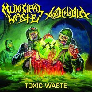 Municipal Waste: Toxic Waste - Cover