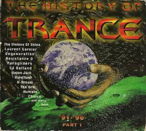 Cover - Choice: History Of Trance - Part 1, The