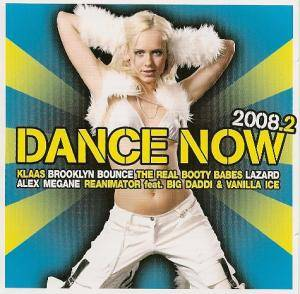 Cover - Manian: Dance Now 2008.2