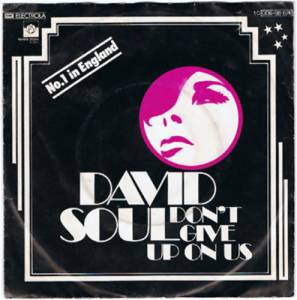 Cover - David Soul: Don't Give Up On Us