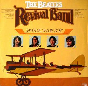 "Cover - Beatles Revival Band, The: ""Ein Flug In Die DDR"""