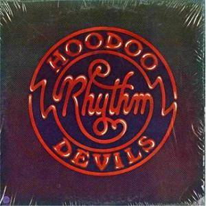 Cover - Hoodoo Rhythm Devils: Rack Jobbers Rule