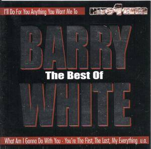 Barry White: Hits4ever - The Best Of (CD) - Bild 1