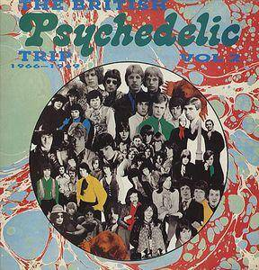 Cover - Tomorrow: British Psychedelic Trip Vol.2 1966 - 1969, The