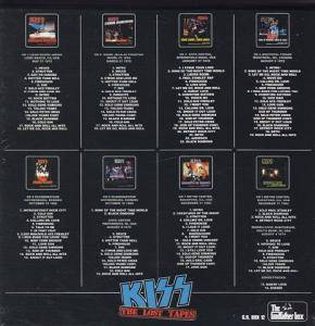 KISS - The Lost Tapes