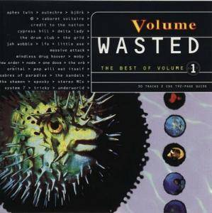 Wasted - The Best Of Volume 1 - Cover