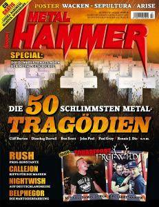 Metal Hammer - Maximum Metal Vol. 174 (CD) - Bild 4