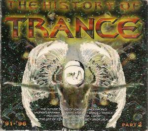 Cover - Overlords, The: History Of Trance - Part 2, The