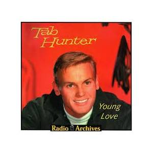 Tab Hunter: Young Love - Cover
