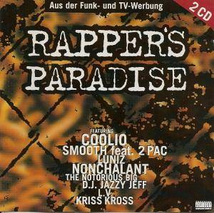Cover - Smooth Feat. 2Pac: Rapper's Paradise