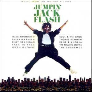 "Music From The Motion Picture ""Jumpin' Jack Flash"" - Cover"