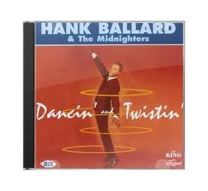 Cover - Hank Ballard: Dancin' And Twistin'